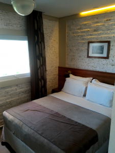 hotel villa lobos - quarto